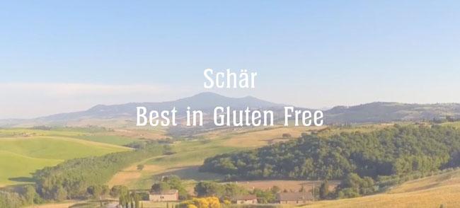 Schäre - the best of gluten free