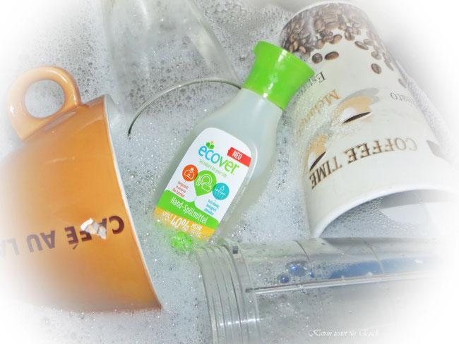 ecover Hand-Spuelmittel im Test