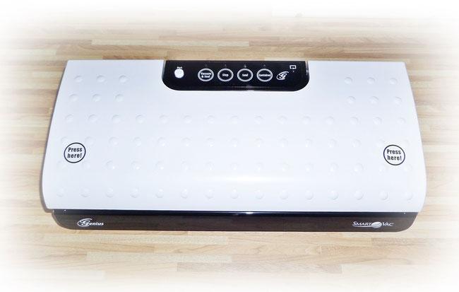 Genius SmartVac 5000
