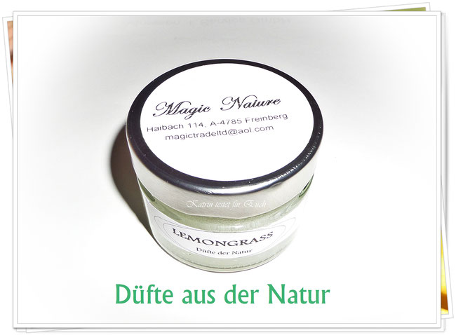 Magic Nature - Düfte aus der Natur
