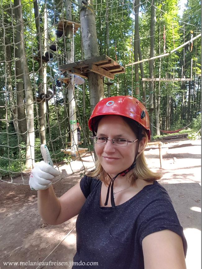 KletterwaldHaibach MelanieaufReisen