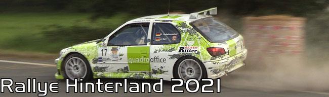 Rallye Hinterland 2021