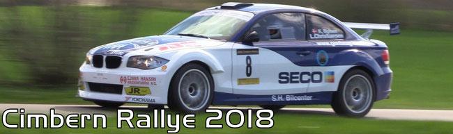 Cimbern Rallye 2018