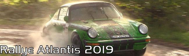 Rallye Atlantis 2019