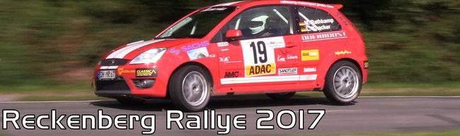 Reckenberg Rallye 2017