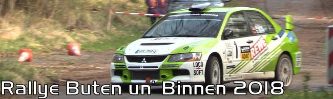 Rallye Buten un' Binnen 2018