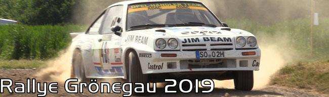 Rallye Grönegau 2019