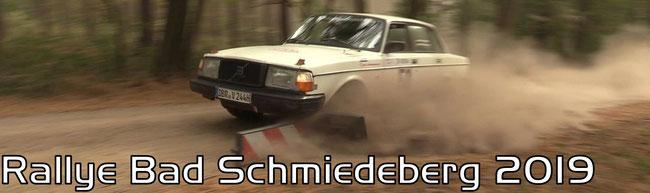 Rallye Bad Schmiedeberg