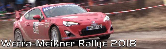 Werra-Meißner Rallye 2018