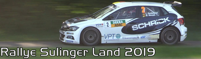 Rallye Sulinger Land 2019 (Rund um die Sulinger Bärenklaue)