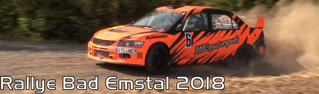 Rallye Bad Emstal 2018
