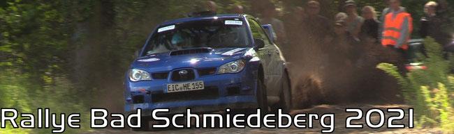 Rallye Bad Schmiedeberg 2021