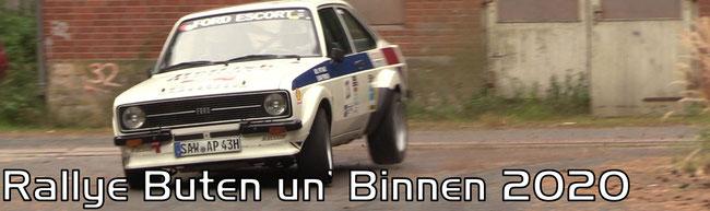 Rallye Buten un' Binnen 2020