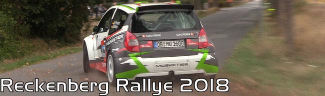 Reckenberg Rallye 2018
