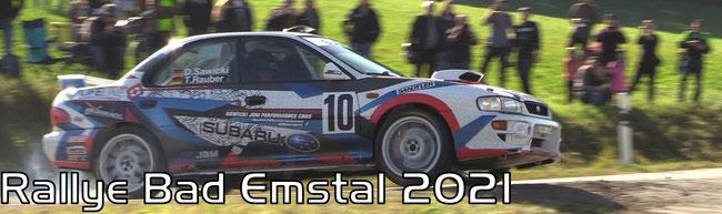 Rallye Bad Emstal 2021