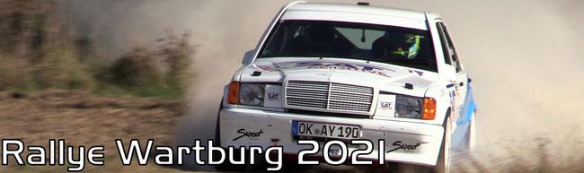 Rallye Wartburg 2021