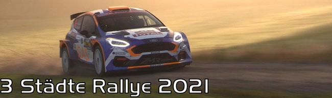 3-Städte-Rallye 2021