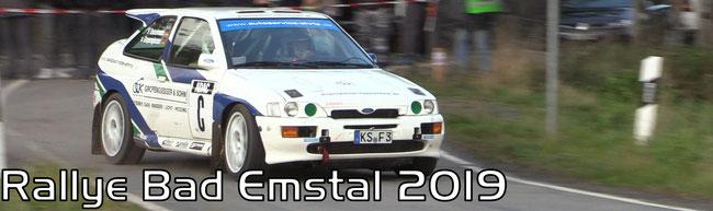 Rallye Bad Emstal 2019