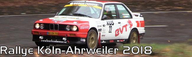 Rallye Köln-Ahrweiler 2018