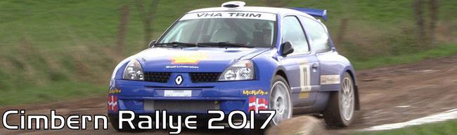 Cimbern Rallye 2017