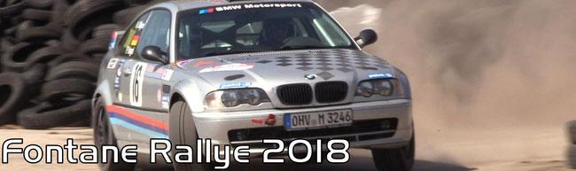 Fontane Rallye 2018