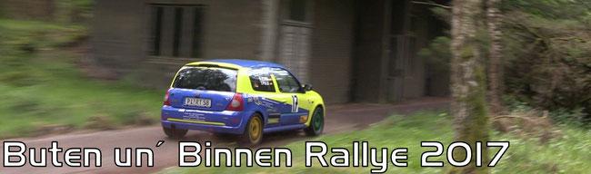 Buten un' Binnen Rallye / Aller-Weser Rallye 2017