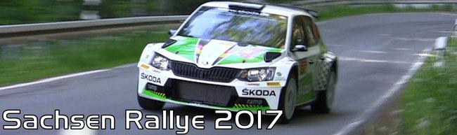 Sachsen Rallye 2017