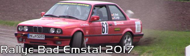 Rallye Bad Emstal 2017