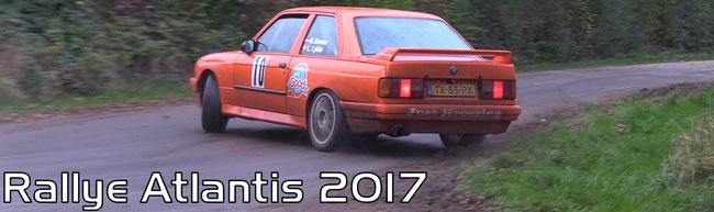 Rallye Atlantis 2017