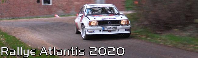 Rallye Atlantis 2020