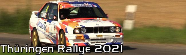 Thüringen Rallye 2021