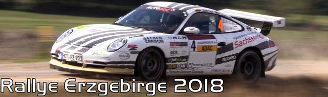 Rallye Erzgebirge 2018