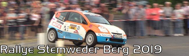 Rallye Stemweder Berg 2019