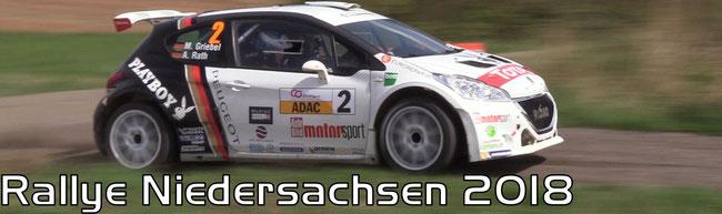 Rallye Niedersachsen 2018