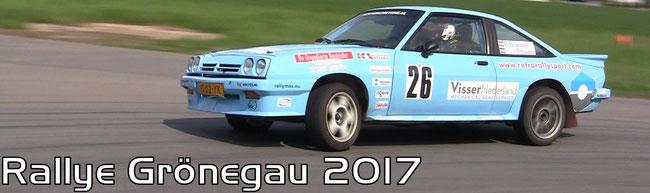 Rallye Grönegau 2017