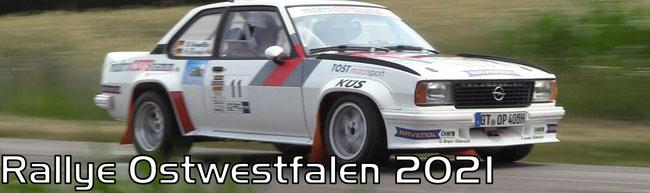 Rallye Ostwestfalen 2021