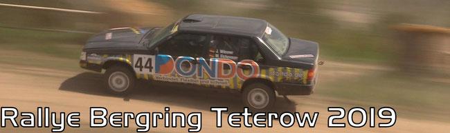 Rallye Bergring Teterow 2019