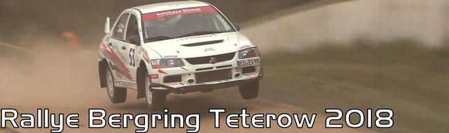 Rallye Bergring Teterow 2018