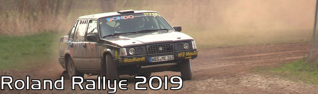 Roland Rallye 2019