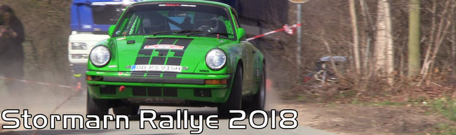 Stormarn Rallye 2018