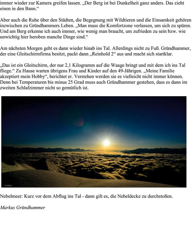 Tiroler Tageszeitung 2.1.2014