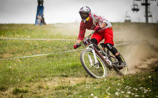 Michal Prokop fuhr zum Sieg © Hannoh Polomsky