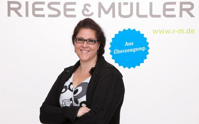 Nicoles Jann © Riese & Müller