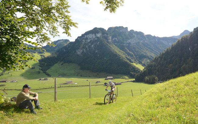 Einsiedeln – eine herrliche Bikeregion © www.iron-bike.ch