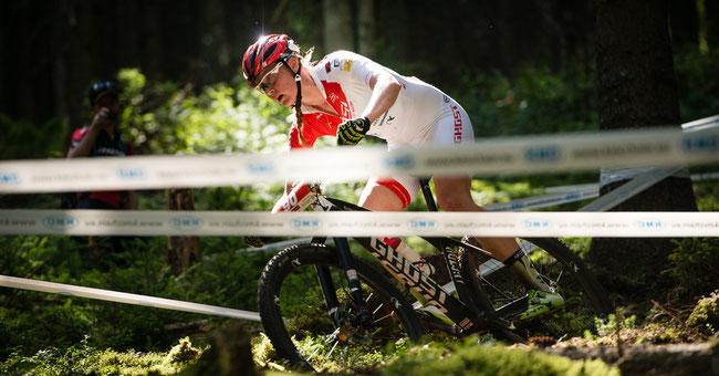 Alexandra Engen 2015 in Titisee-Neustadt ©Dobslaff/EGO-Promotion