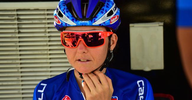 Blick nach vorn: Eva Lechner hofft auf Olympia © frontalvision.com/Arne Mill