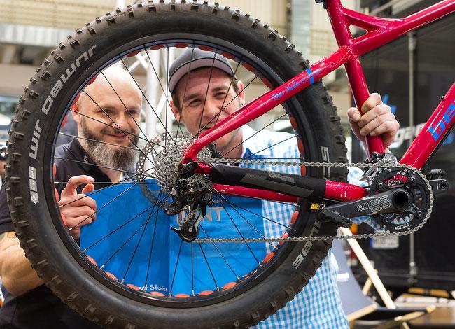 Nordrhein-Westfalens größte Fahrradmesse / Fahrrad Essen mit neuer Trend-Arena für Hersteller und Einzelhändler