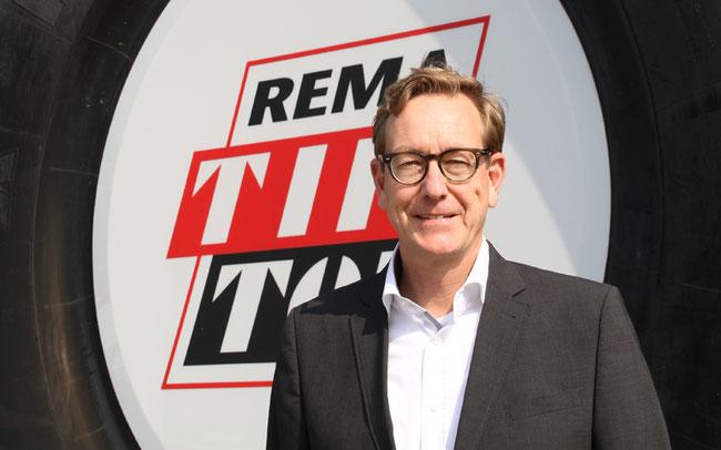 Stefan Bodeit ist neuer Geschäftsführer von TIP TOP Automotive, der deutschen Vertriebsgesellschaft von REMA TIP TOP  © REMA TIP TOP