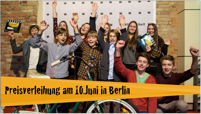 Kurzfilm-Wettbewerb: Like it - Bike it