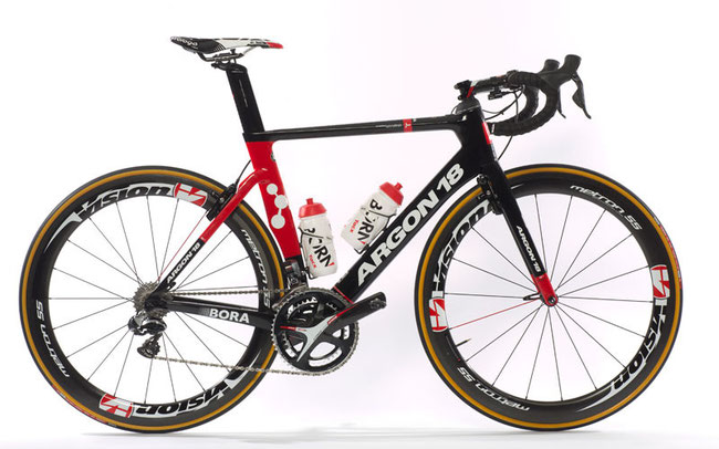 Team Bike 2015: Argon 18 - Nitrogen ©  © BORA - Argon 18